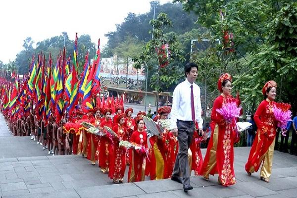 Giỗ tổ Hùng Vương, Lễ hội Đền Hùng 2019