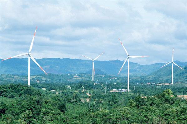 """Vì sao chỉ """"ít ỏi"""" dự án điện gió được vận hành thương mại?"""