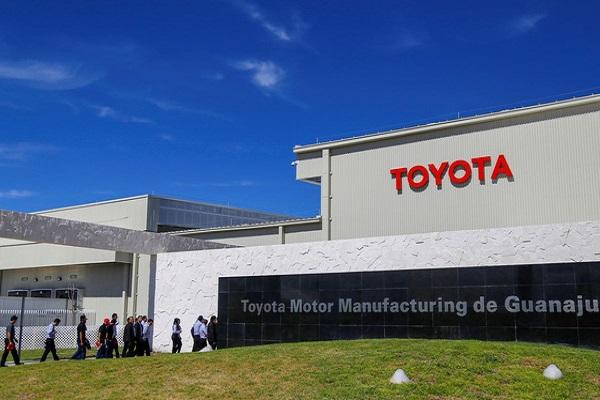 Toyota đầu tư 3,4 tỷ USD để phát triển pin ô tô tại Mỹ