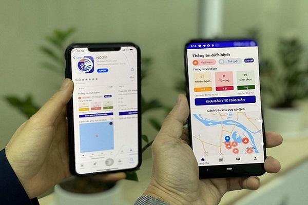 Ncovi bị xóa khỏi kho ứng dụng Play Store và App Store