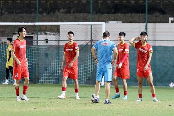 Đội tuyển Việt Nam giải 'bài toán tâm lý'